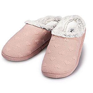 Domácí pantofle dámské růžová 36 obraz