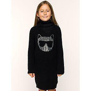 Každodenní šaty Karl Lagerfeld obraz