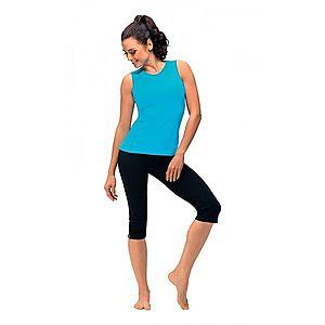 Fitness capri Gabi black nair obraz