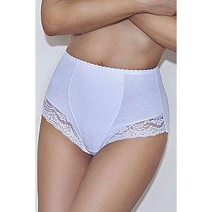 Dámské stahovací kalhotky Ela white obraz