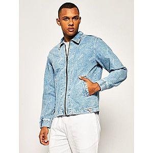 Guess pánská džínová bunda obraz