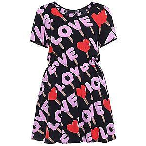 Letní šaty LOVE MOSCHINO obraz
