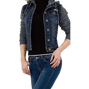Dámská jeansová bunda obraz