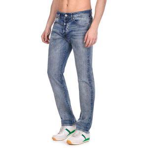 Guess pánské modré džíny Philip obraz