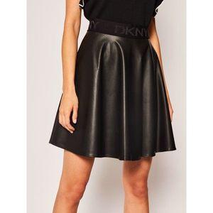 Kožená sukně DKNY obraz