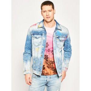 Jeansová bunda Guess obraz