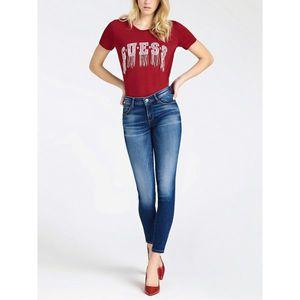Guess Jeans - Džíny Curve - x Skinny obraz