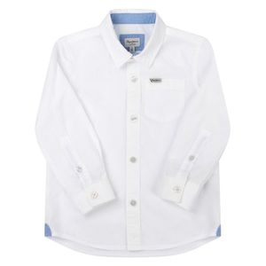 Pepe Jeans Košile dětská Bílá obraz