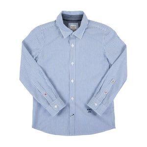 Pepe Jeans Košile dětská Modrá obraz