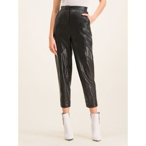 Kožené kalhoty Pinko obraz