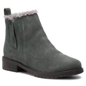 Kotníková obuv s elastickým prvkem EMU Australia obraz
