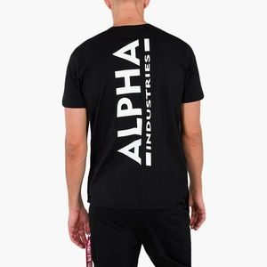 Alpha Industries Backrpint T-shirt 128507 03 obraz