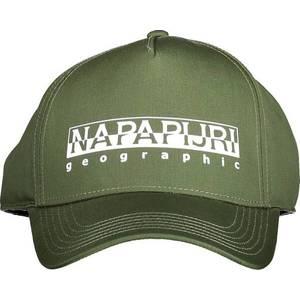 Napapijri pánská čepice Barva: Zelená, Velikost: UNI obraz