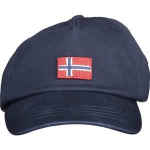 Napapijri pánská čepice Barva: Modrá, Velikost: UNI obraz