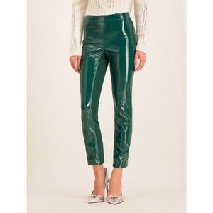 Kožené kalhoty Patrizia Pepe obraz
