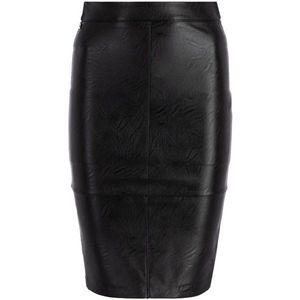 Kožená sukně Manila Grace obraz