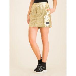 Kožená sukně Calvin Klein Jeans obraz