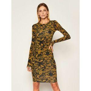 Koktejlové šaty Versace Jeans Couture obraz