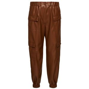 Kožené kalhoty MSGM obraz