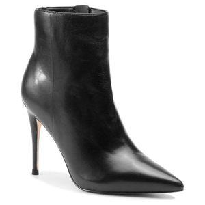Guess Kotníková obuv Černá obraz