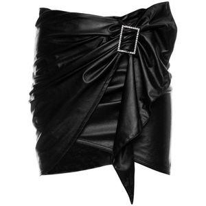 Kožená sukně Pinko obraz