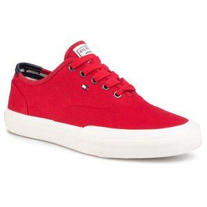 TOMMY HILFIGER Core Oxford Twill Sneaker FM0FM02670 obraz