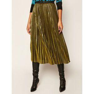 Plisovaná sukně Armani Exchange obraz