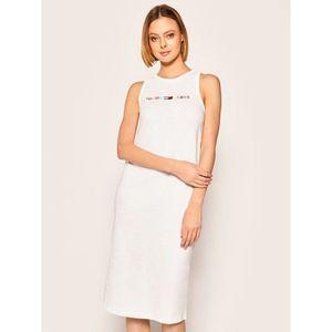 Letní šaty Tommy Jeans obraz