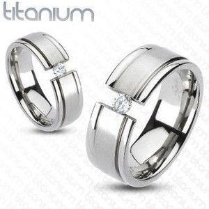Titanové prsteny obraz