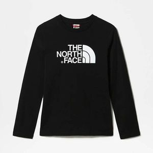 The North Face Youth Longsleeve Easy Tee NF0A3S3BKY4 obraz