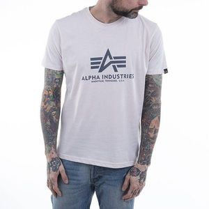 Alpha Industries Basic T-Shirt 100501 578 obraz