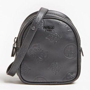 Guess dámský černý batoh obraz
