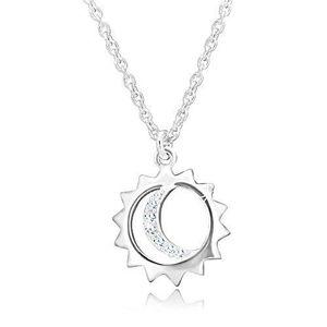 SLUNCE - náhrdelník obraz