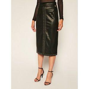 Kožená sukně TwinSet obraz