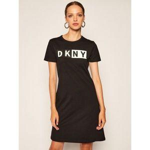 Úpletové šaty DKNY obraz
