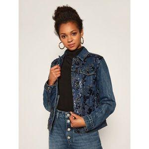 Jeansová bunda Desigual obraz