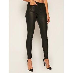Kožené kalhoty Pepe Jeans obraz