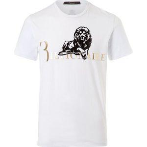 Billionaire pánské tričko Barva: Bílá, Velikost: XS obraz