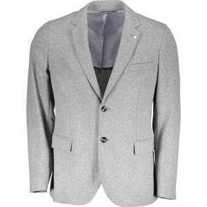 Gant pánské sako Barva: šedá, Velikost: 48 obraz
