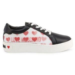 Love Moschino dámské tenisky Barva: černá, Velikost: EU 35 obraz