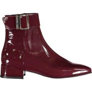 Tommy Hilfiger dámské kotníkové boty Barva: fialová, Velikost: 36 obraz