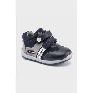 Mayoral - Dětské kožené boty obraz