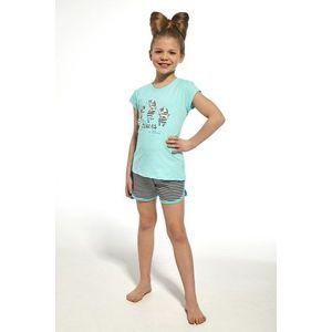 Dívčí pyžamo 247/66 Zebra obraz