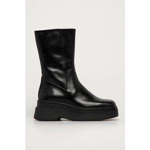 Vagabond - Kožené kotníkové boty Carla obraz