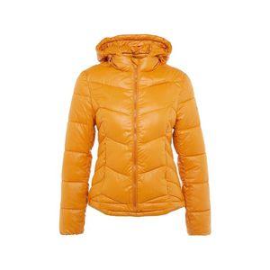 Pepe Jeans dámská hořčicově žlutá bunda Imani obraz