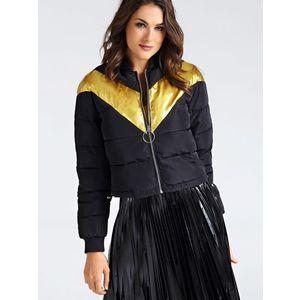 Guess dámská černá bunda obraz
