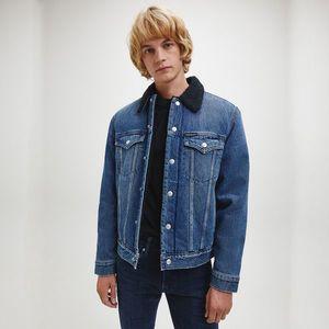 Calvin Klein pánská džínová bunda obraz