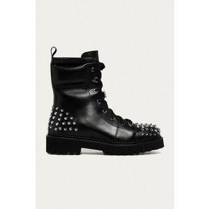 Karl Lagerfeld - Kožené workery obraz