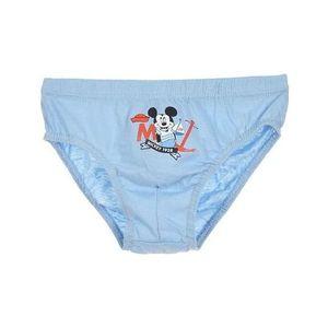 Disney Mickey Mouse sada 3 kusů chlapeckých slipů obraz