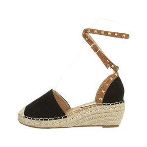 Dámské módní sandály obraz